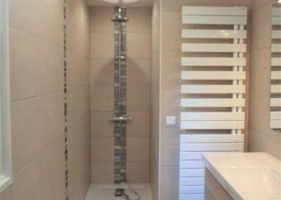 cre╠uation salle de bain FAUX PLAFOND ET PEINTURE APRES@2x